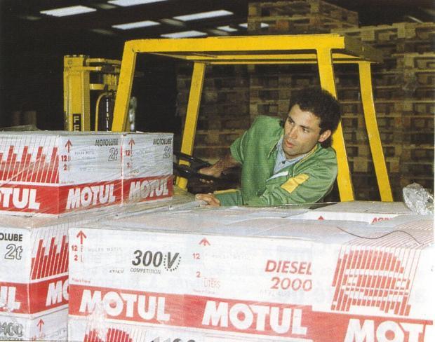 Limoges juillet 92