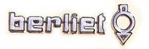 Logo berliet b