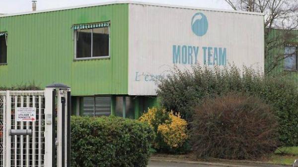 Mory team laval les salaries attendent site de la mayenne
