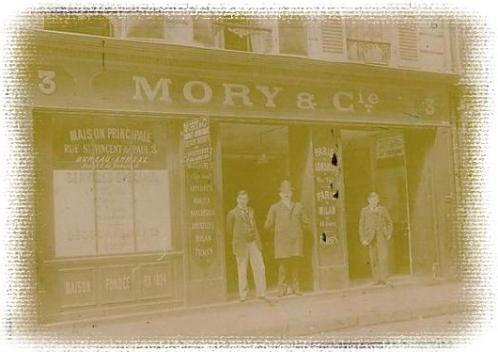 Mory paris 10e rue st vincent de paul d